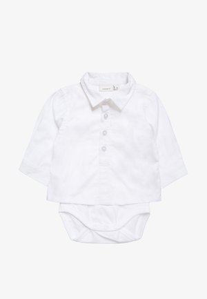 NBMSANDER BABY - Koszula - bright white