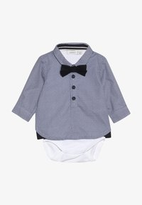 Name it - NBMRUSKIE BOX - Camisa - dark sapphire - 3