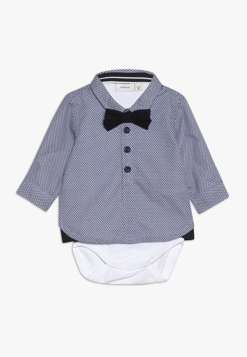 Name it - NBMRUSKIE BOX - Camisa - dark sapphire
