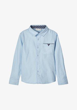HEMD BAUMWOLL - Skjorta - cashmere blue