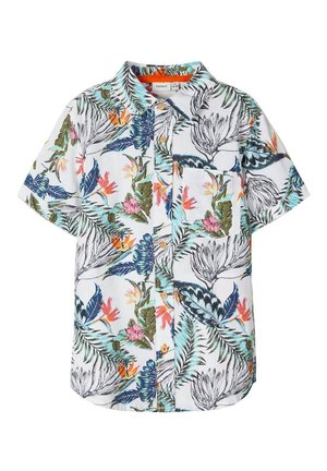 BLATTPRINT - Camisa - bright white