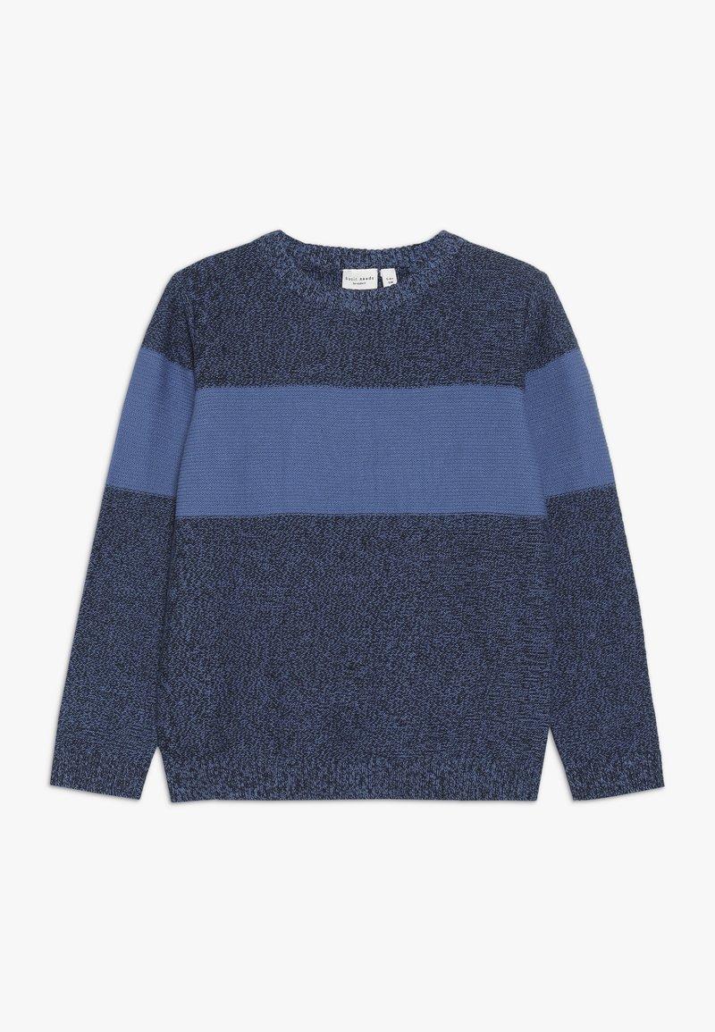Name it - NMMVERMAN - Svetr - dutch blue