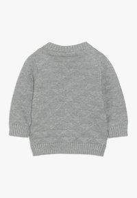 Name it - NBMOMOLLE - Kofta - grey melange - 1