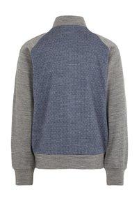 Name it - Strikjakke /Cardigans - blue/grey - 1