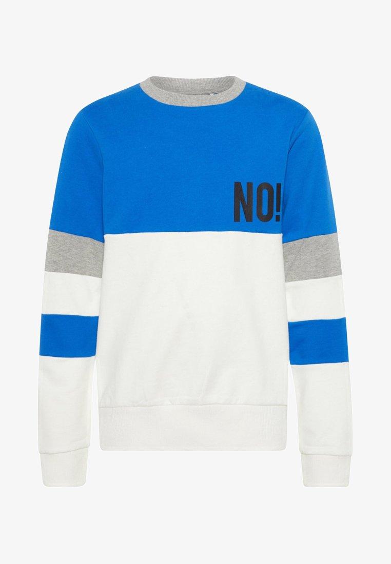 LMTD - NLMSONNY  - Sweatshirt - strong blue
