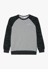 Name it - NKMLIVAN - Sweatshirt - grey melange - 0