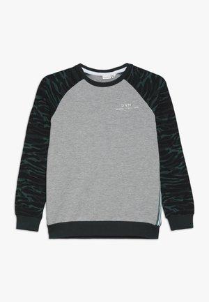 NKMLIVAN - Sweatshirt - grey melange
