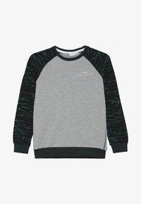 Name it - NKMLIVAN - Sweatshirt - grey melange - 3