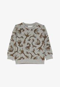 Name it - NMMLUIO - Sweatshirt - grey melange - 2