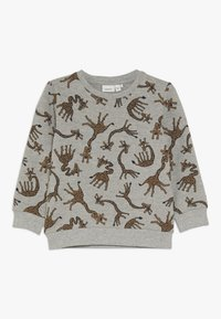 Name it - NMMLUIO - Sweatshirt - grey melange - 0