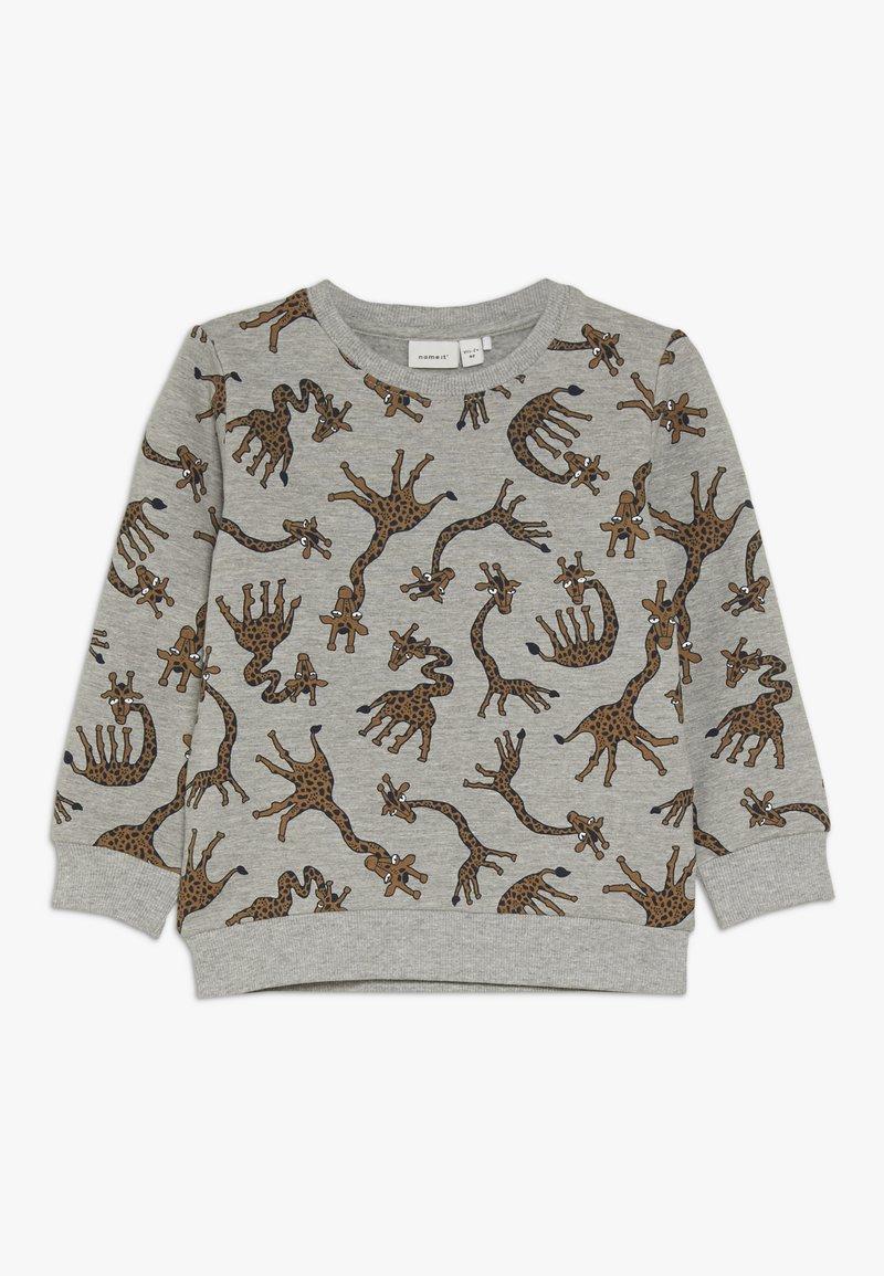 Name it - NMMLUIO - Sweatshirt - grey melange