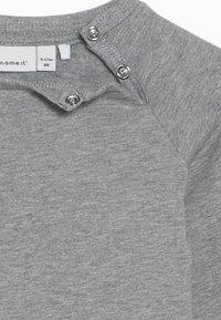 Name it - NBMLEHIM  - Sweatshirt - grey melange - 2