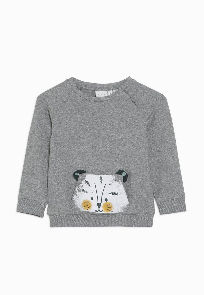 Name it - NBMLEHIM  - Sweatshirt - grey melange