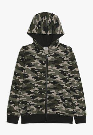 NKMOBRIAN - Zip-up hoodie - rosin