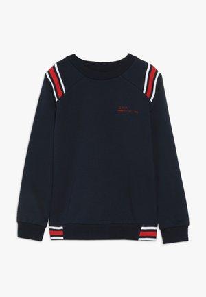 NKMSTEVIO - Sweater - dark sapphire