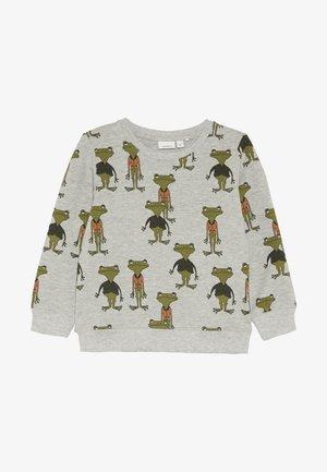 NMMRIOS  - Sweatshirts - grey melange