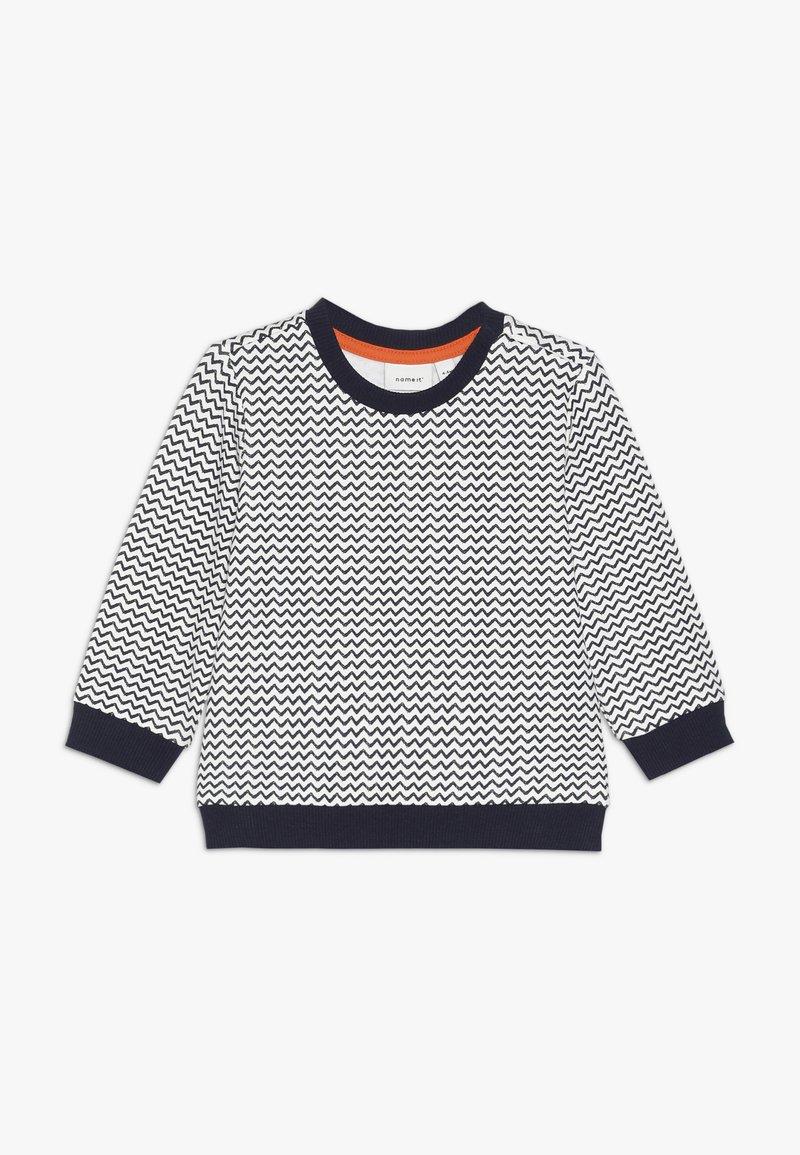 Name it - NBMOSVALD - Sweatshirt - snow white
