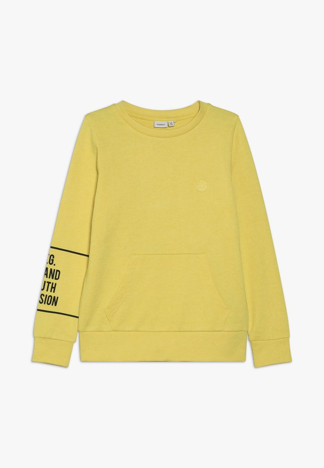 NKMRAP  - Collegepaita - empire yellow