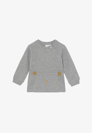 NBNUXOBO  - Sweater - grey melange