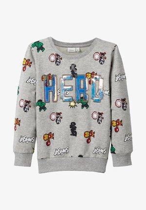 AVENGERS - Sweater - grey melange