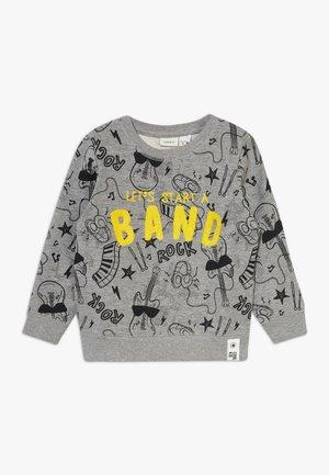 NMMDAROCKY - Sweatshirt - grey melange