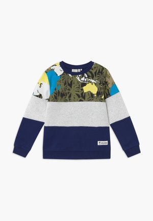 NKMFLORIDA - Sweatshirt - blue
