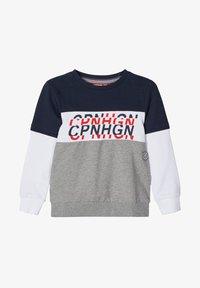 Name it - Sweater - grey melange - 0