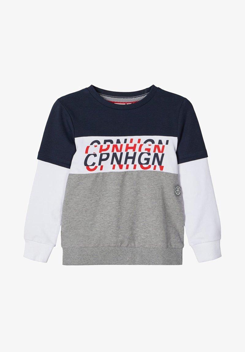 Name it - Sweater - grey melange