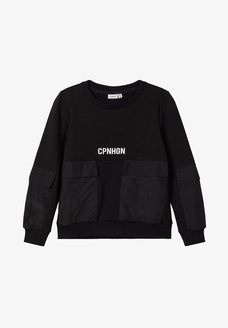Name it - Sweatshirts - black