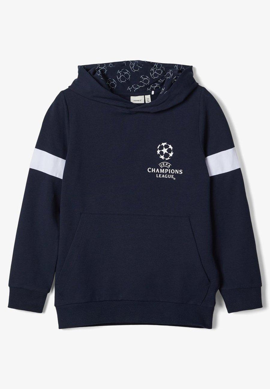 UEFA CHAMPIONS LEAGUE Sweat à capuche dark sapphire