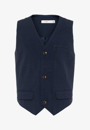 Suit waistcoat - dark blue