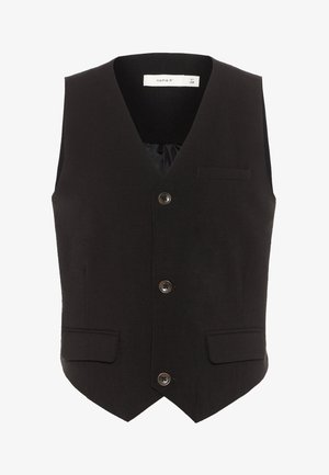 Vesta do obleku - black