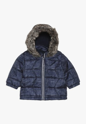 NBMMANNY JACKET - Winter jacket - dress blues
