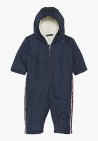 Name it - NBMMISH SUIT - Mono para la nieve - dress blues - 0