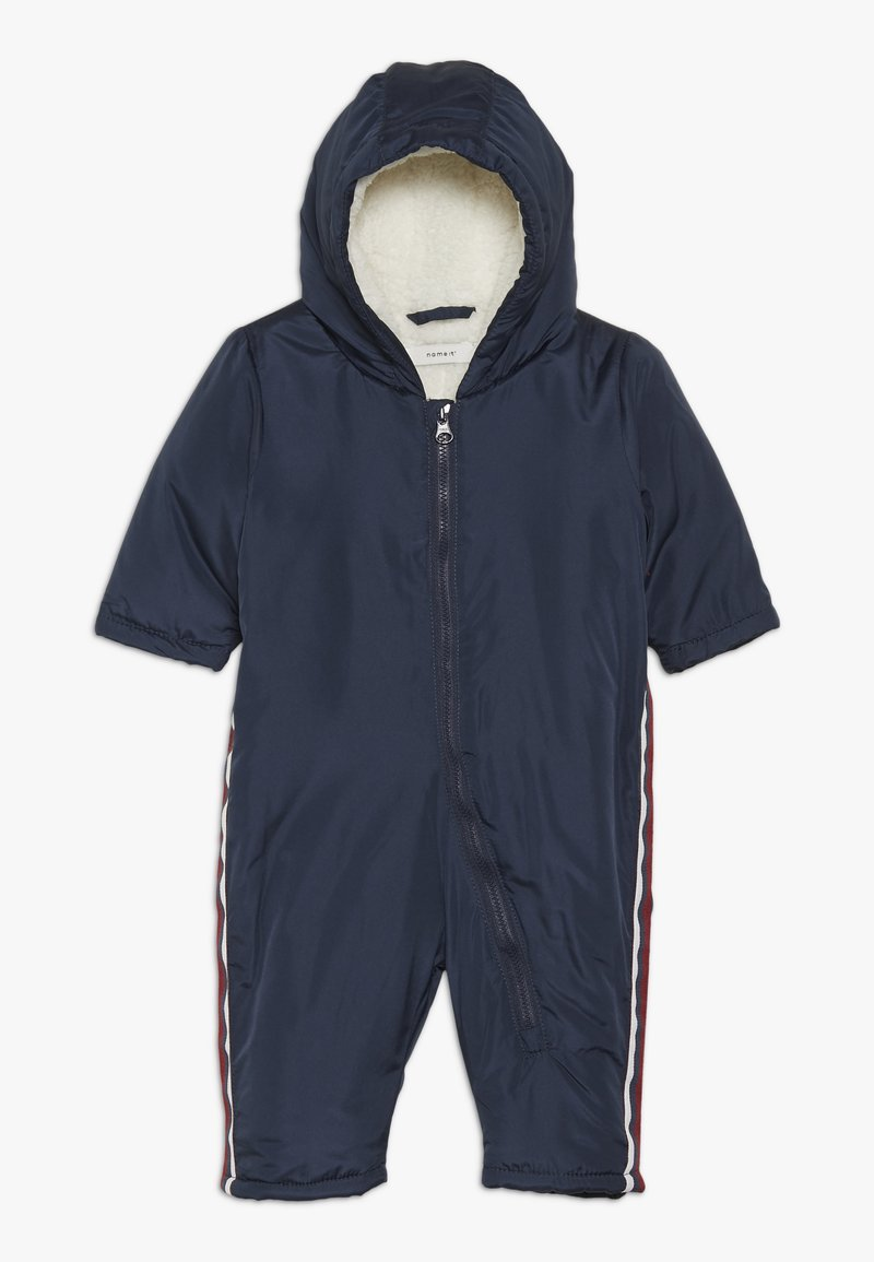 Name it - NBMMISH SUIT - Mono para la nieve - dress blues