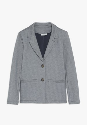 NKMNORRIS - Suit jacket - dark sapphire