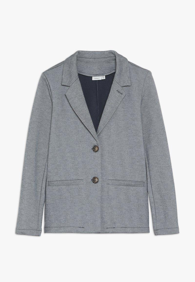 Name it - NKMNORRIS - Blazer jacket - dark sapphire