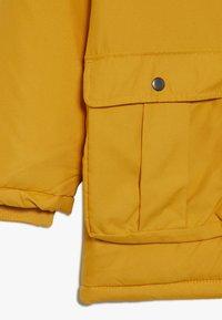 Name it - NKMMOA JACKET  - Vinterfrakker - golden orange - 5