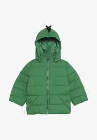 Name it - NMMMONDAY PUFFER JACKET - Winter jacket - jolly green - 4