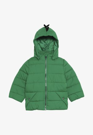 NMMMONDAY PUFFER JACKET - Talvitakki - jolly green