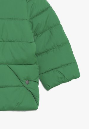 NMMMONDAY PUFFER JACKET - Zimní bunda - jolly green