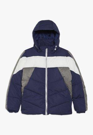 NKMMARCO JACKET  - Winter jacket - dark sapphire