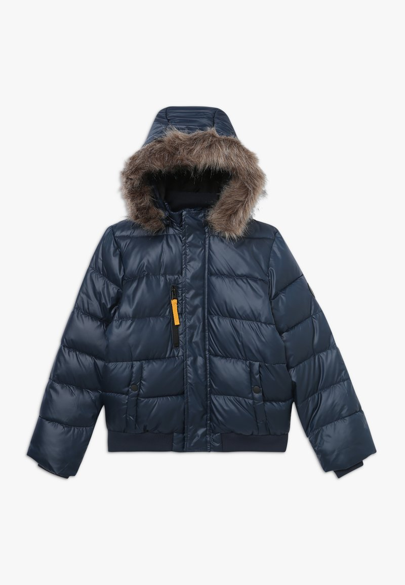 Name it - NKMMILAS BOMBER JACKET - Winter jacket - dark sapphire
