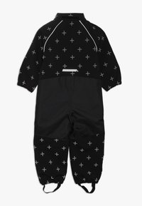 Name it - NMMALFA SUIT REFLECTIVE - Talvihaalari - black - 2