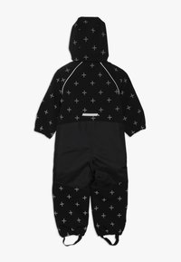 Name it - NMMALFA SUIT REFLECTIVE - Talvihaalari - black - 1