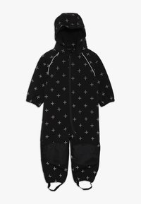 Name it - NMMALFA SUIT REFLECTIVE - Talvihaalari - black - 0