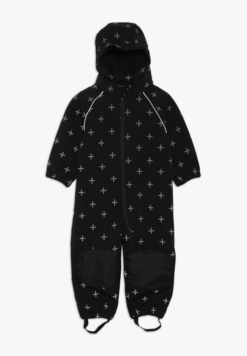 Name it - NMMALFA SUIT REFLECTIVE - Talvihaalari - black