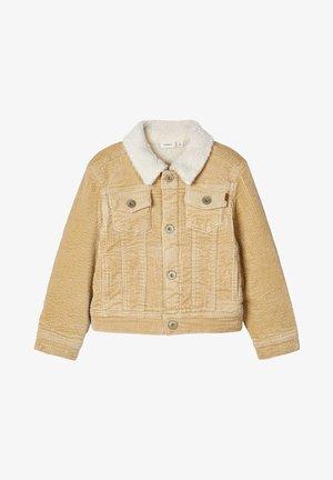 Light jacket - camel