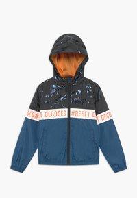 Name it - NKMMILO CAMP - Light jacket - dark blue - 0