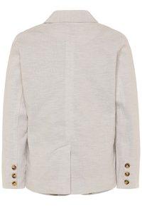 Name it - NKMFALCON  - Blazer jacket - white pepper - 1